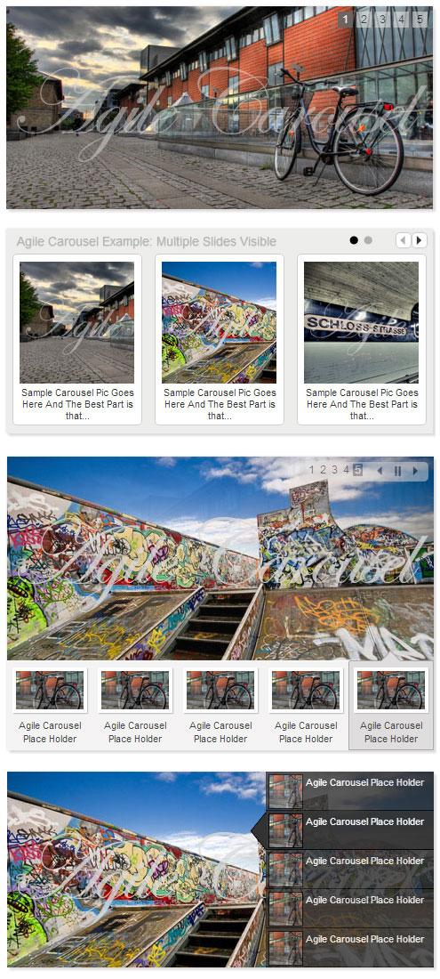 View Slideshow Examples